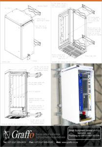 Small Equipment Cabinet